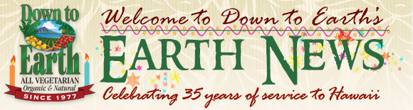 Welcome to Down to Earth's Earth News